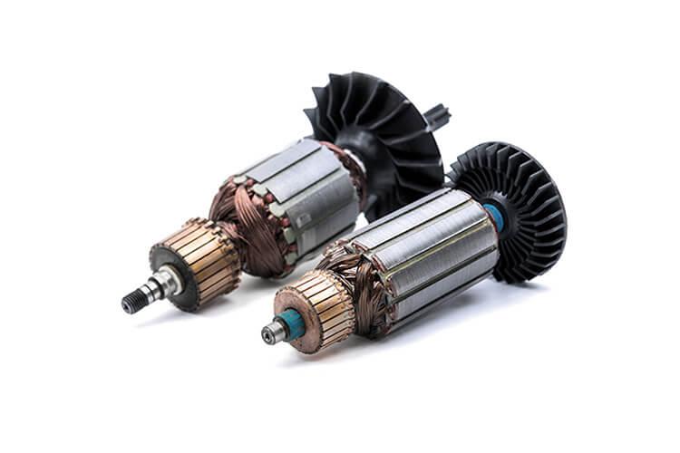 Elektromotor Wartung und Instandsetzung